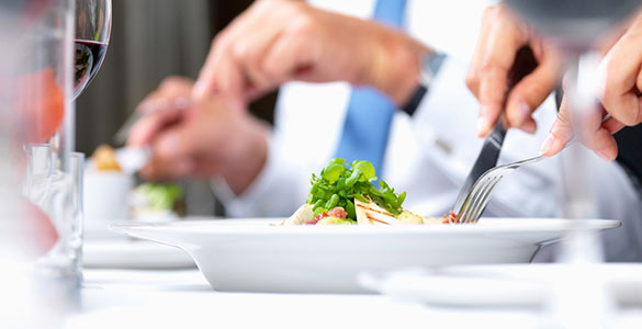 10 Dining Blunders to Avoid While at a Power Lunch