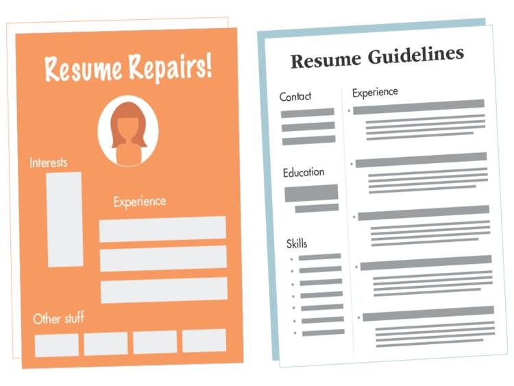 The Do S And Don Ts Of Resume Building Polished